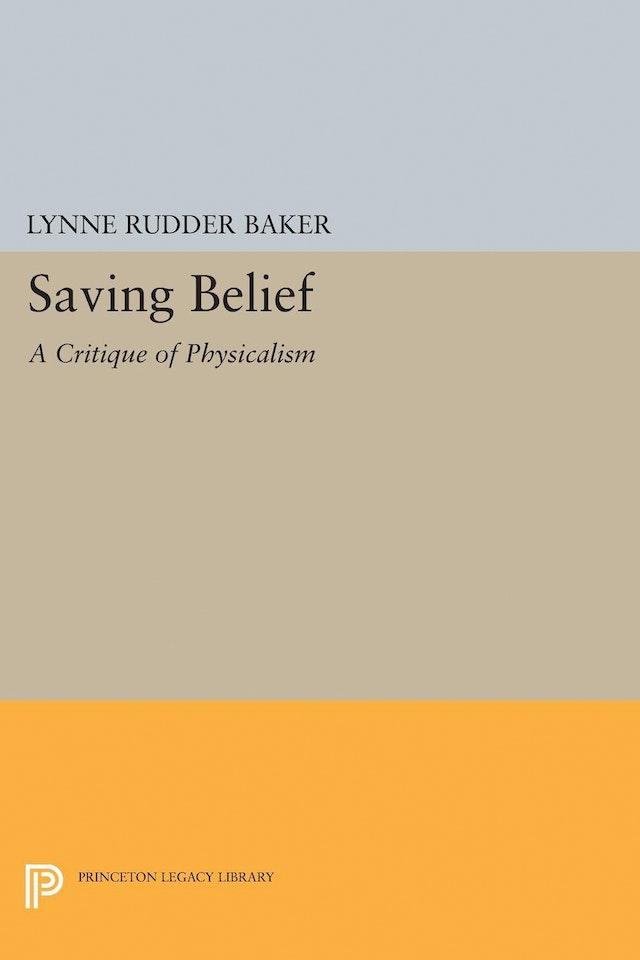 Saving Belief