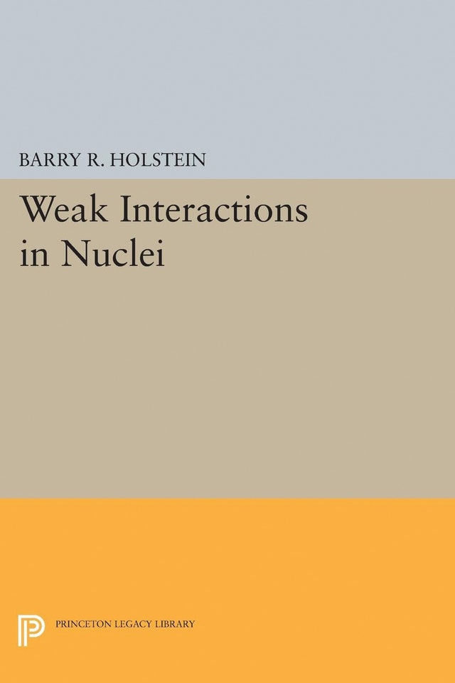Weak Interactions in Nuclei