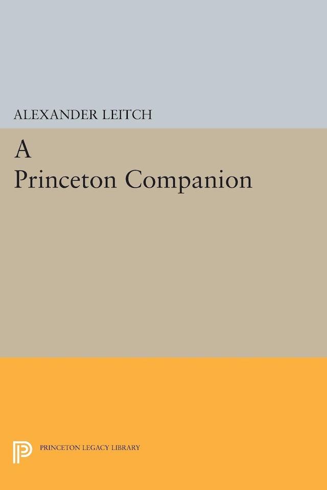 A Princeton Companion
