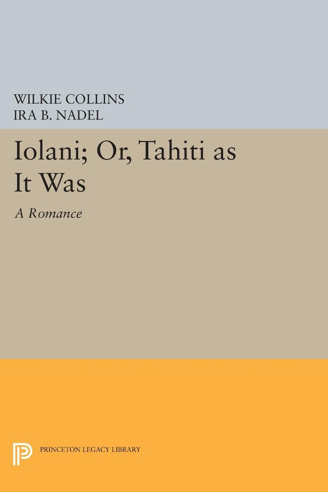 Ioláni; or, Tahíti as It Was