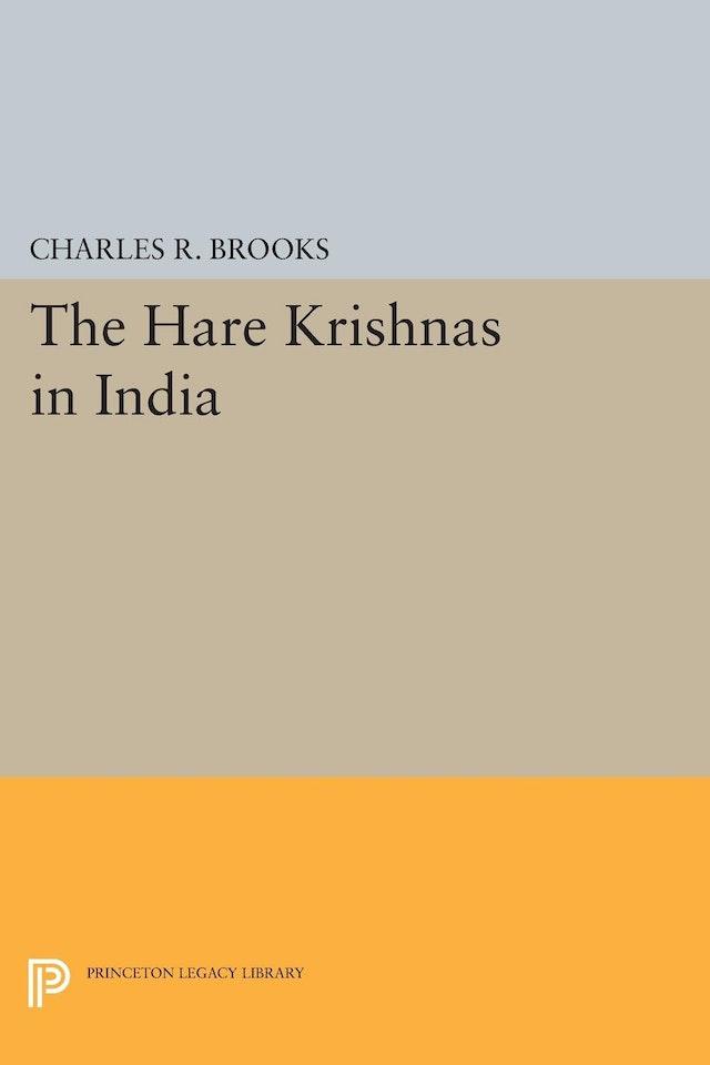 The Hare Krishnas in India