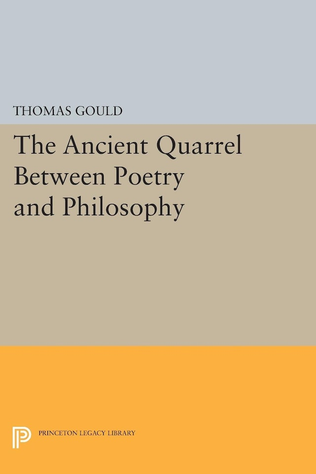 The Ancient Quarrel Between Poetry and Philosophy