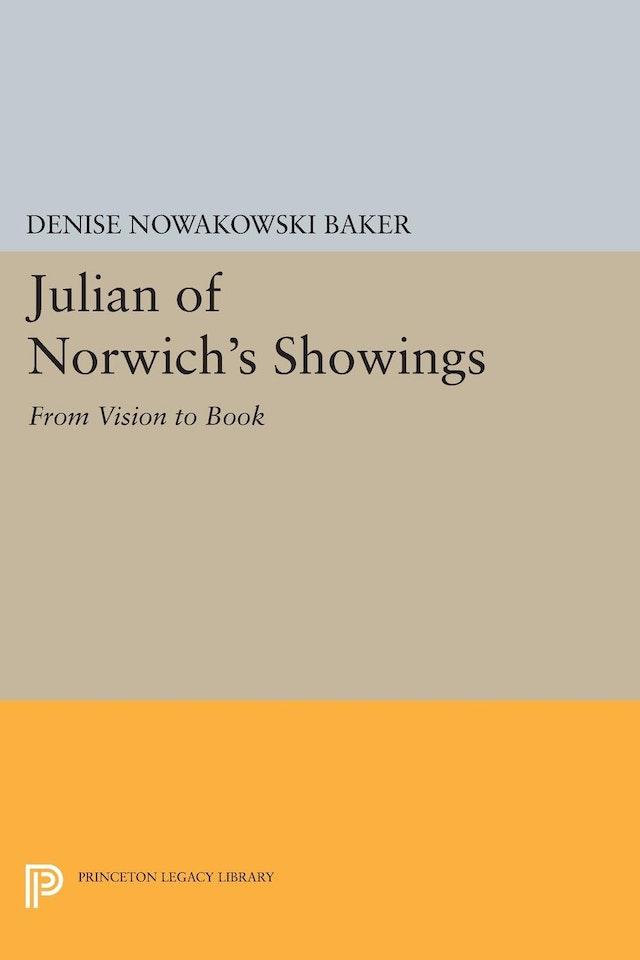 Julian of Norwich's <i>Showings</i>