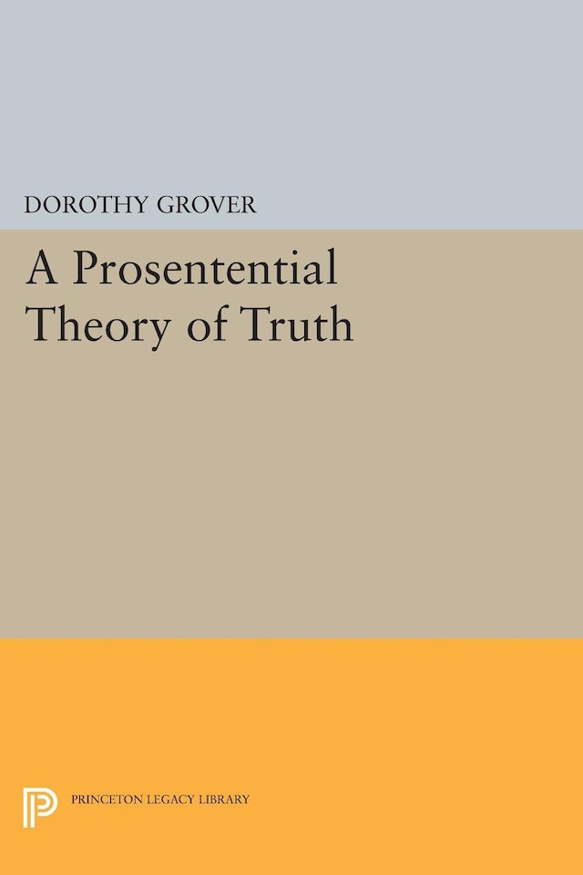 A Prosentential Theory of Truth