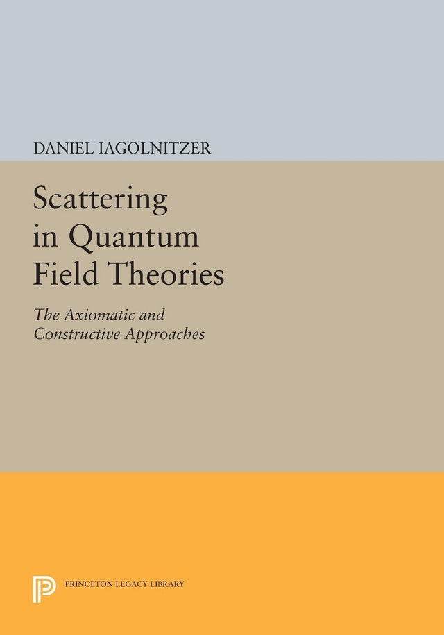 Scattering in Quantum Field Theories