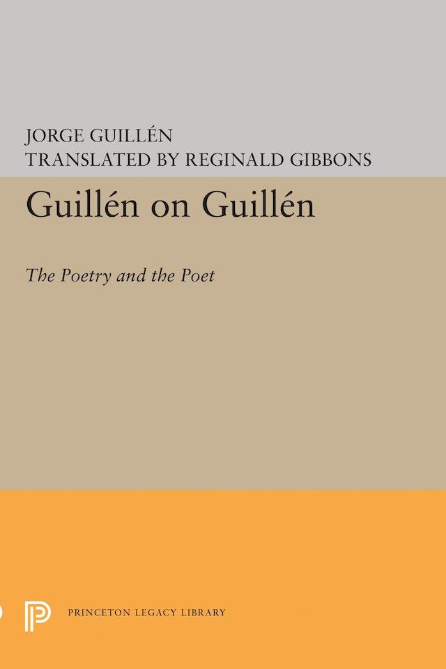 Guillén on Guillén