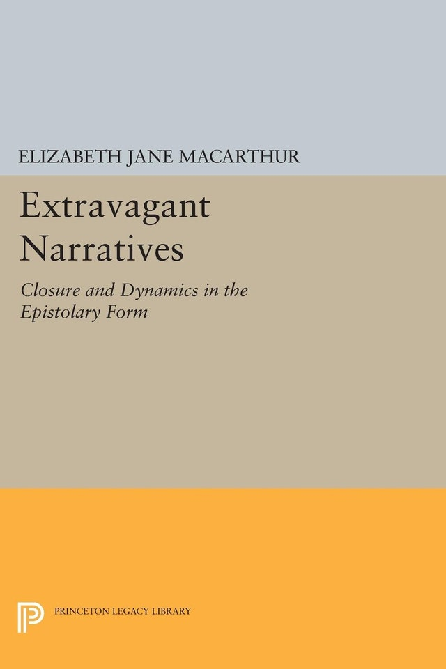 Extravagant Narratives