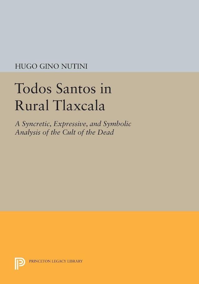 Todos Santos in Rural Tlaxcala