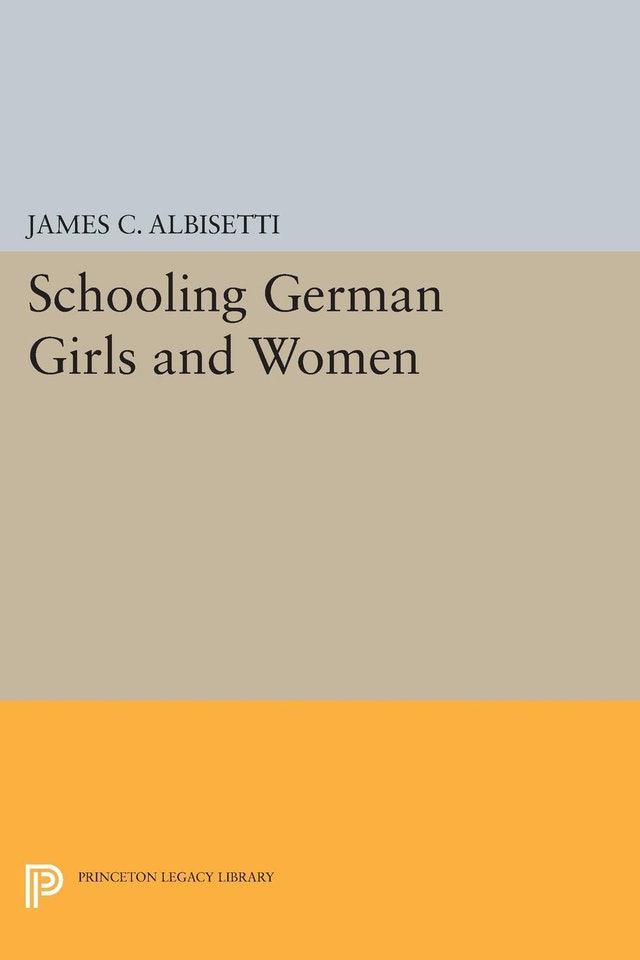 Schooling German Girls and Women
