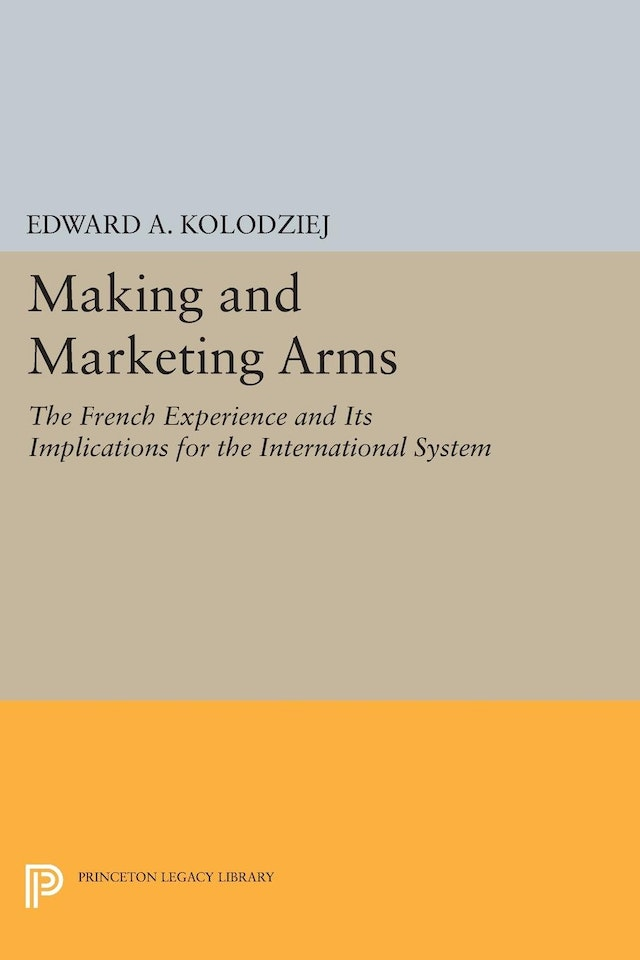Making and Marketing Arms