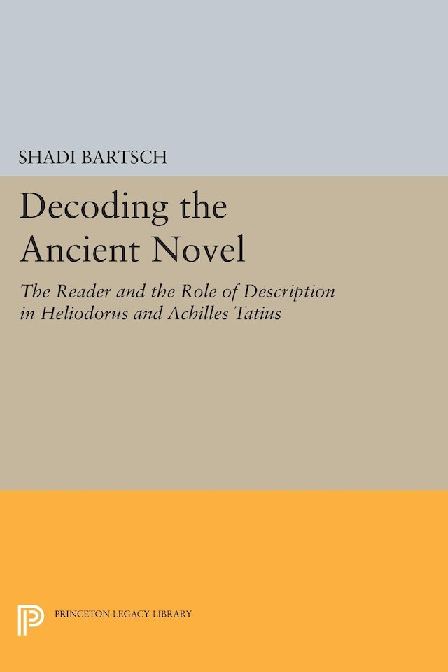 Decoding the Ancient Novel