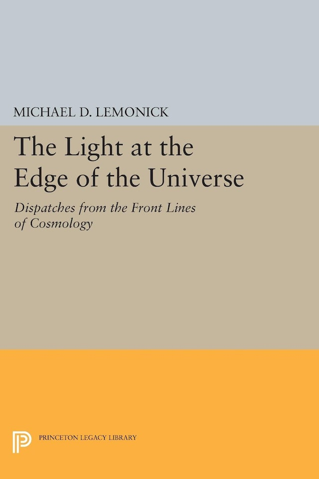 The Light at the Edge of the Universe