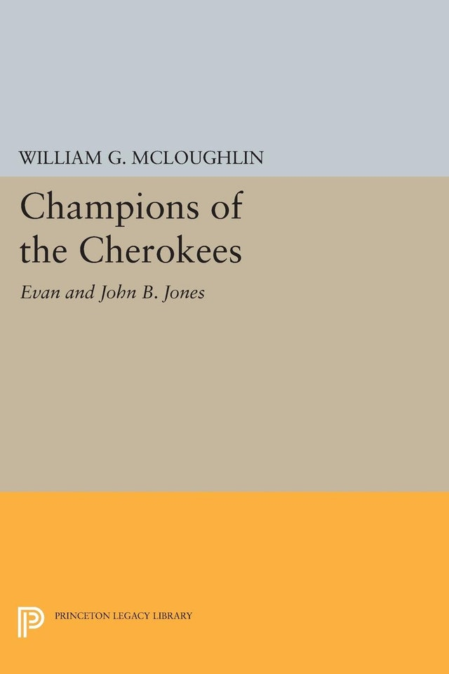 Champions of the Cherokees