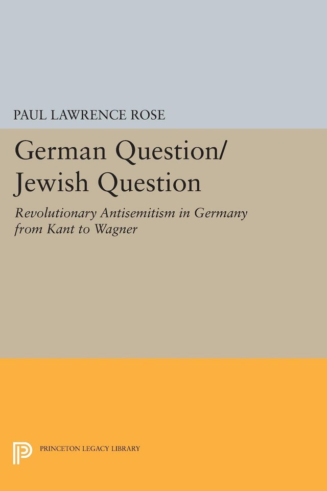 German Question/Jewish Question