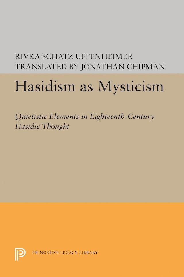 Hasidism as Mysticism