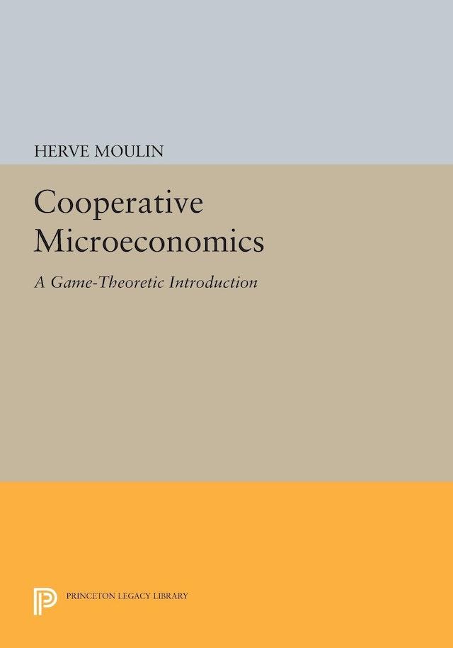 Cooperative Microeconomics