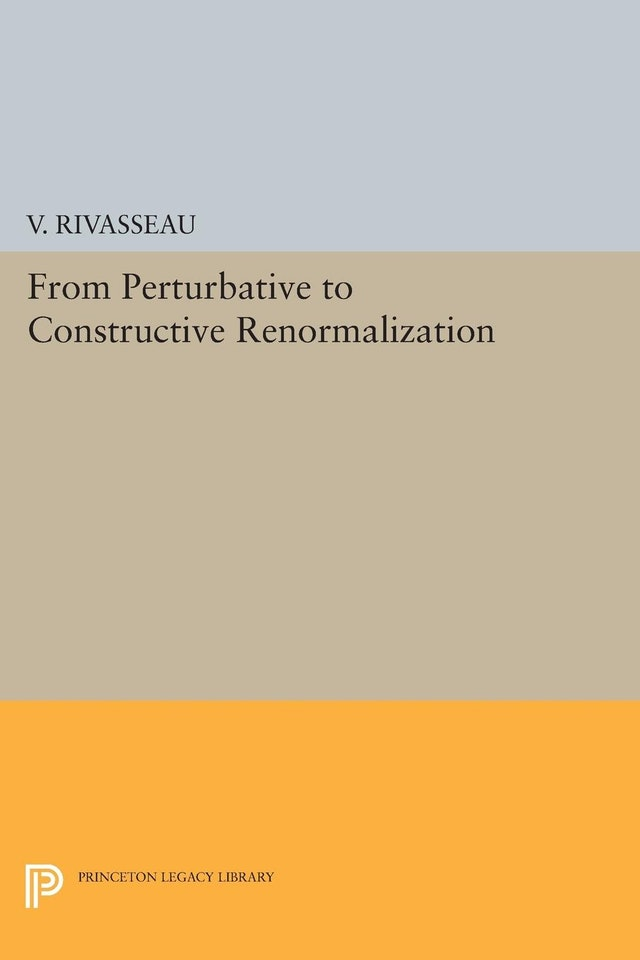 From Perturbative to Constructive Renormalization