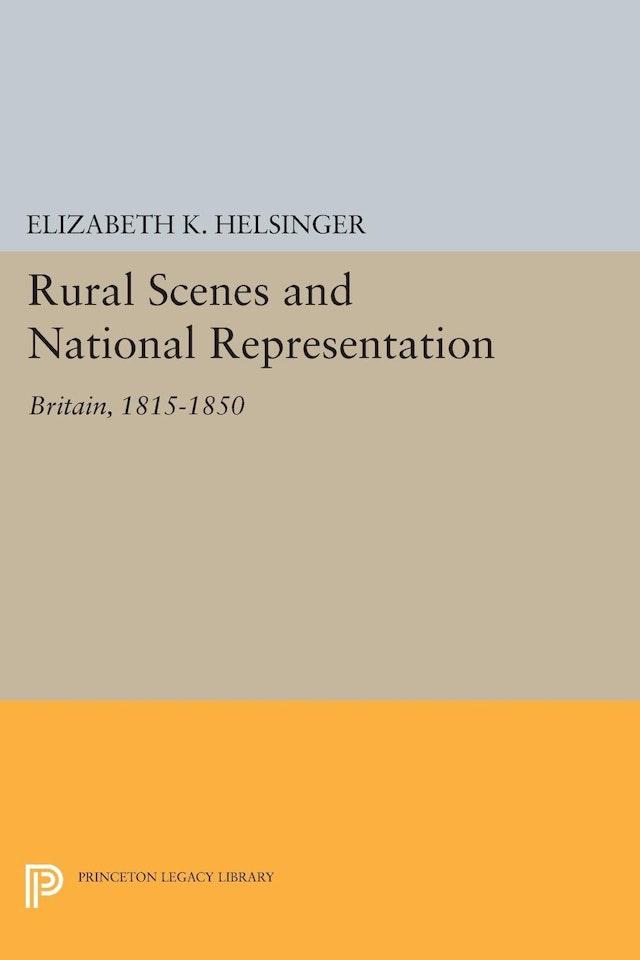 Rural Scenes and National Representation