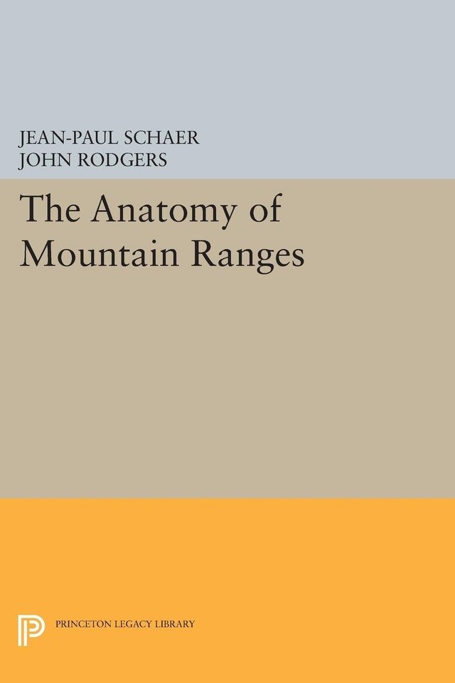 The Anatomy of Mountain Ranges