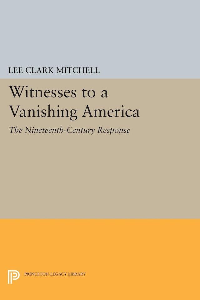Witnesses to a Vanishing America