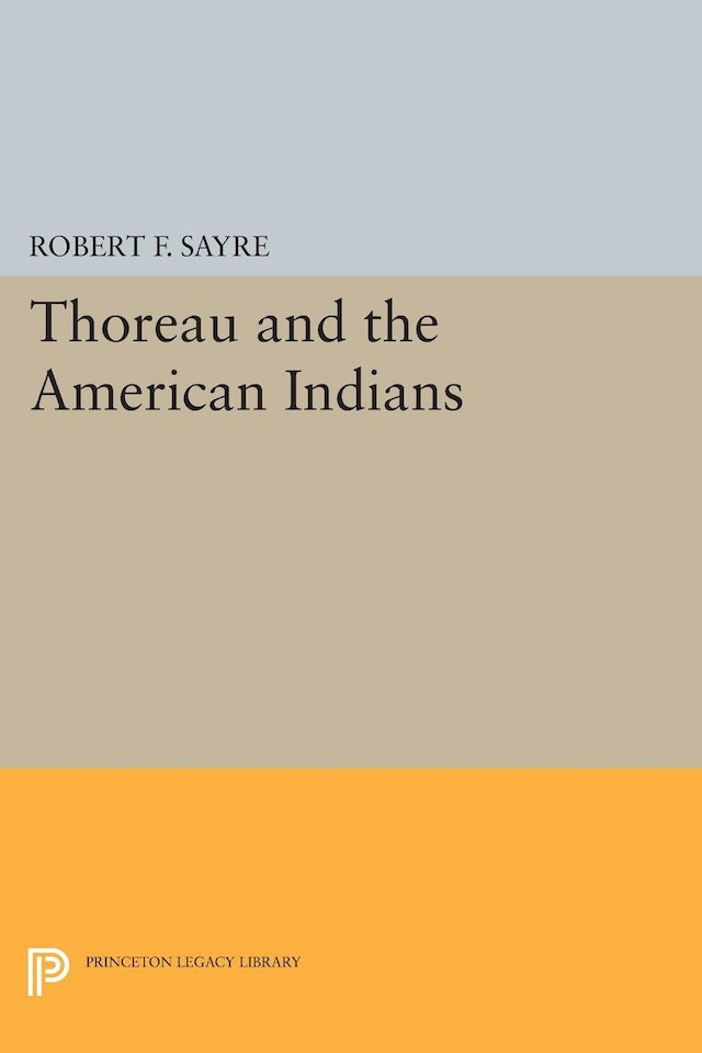 Thoreau and the American Indians