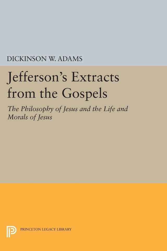 Jefferson's Extracts from the Gospels