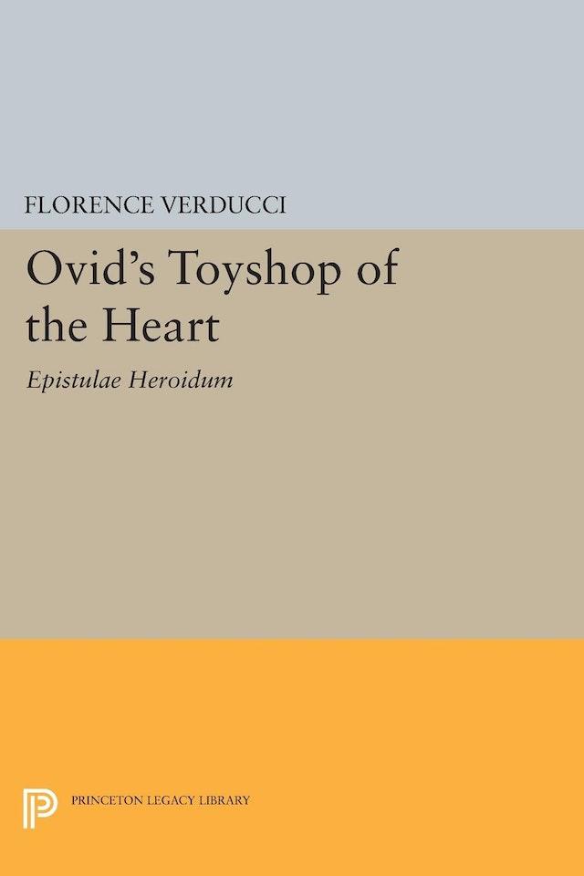 Ovid's Toyshop of the Heart