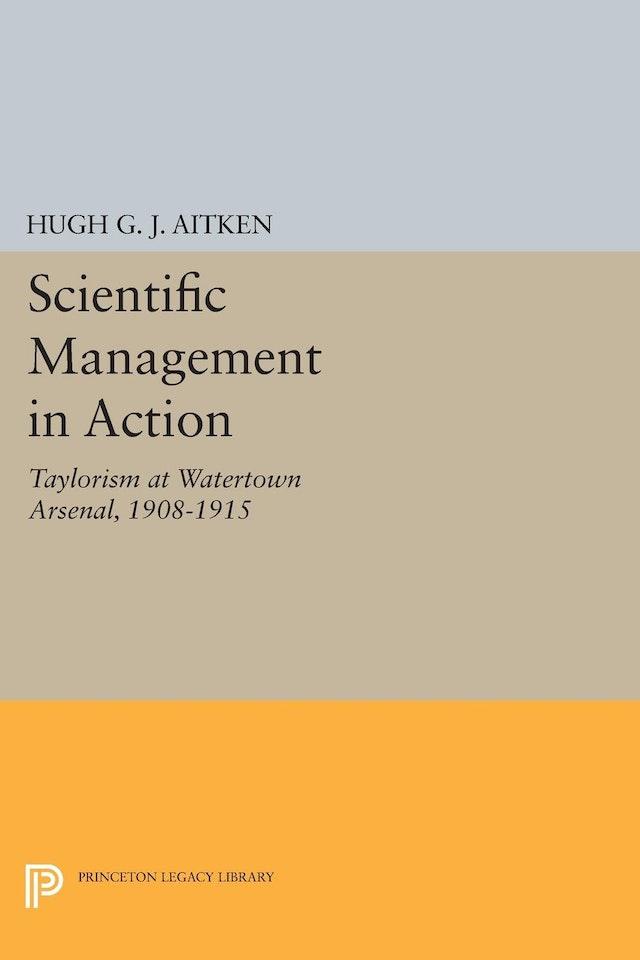 Scientific Management in Action