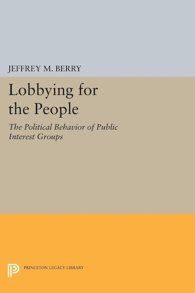 Lobbying for the People