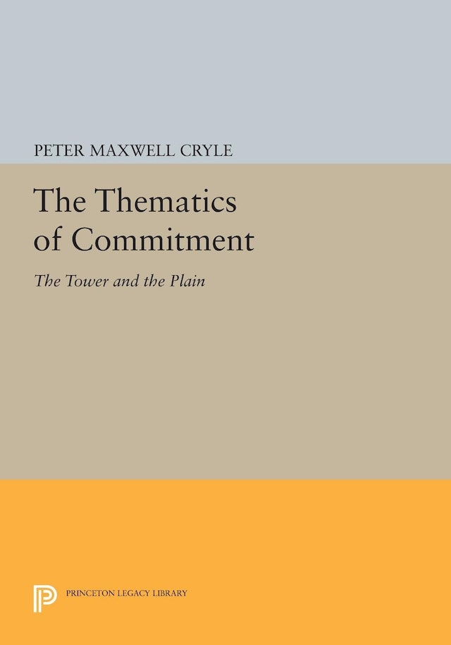 The Thematics of Commitment