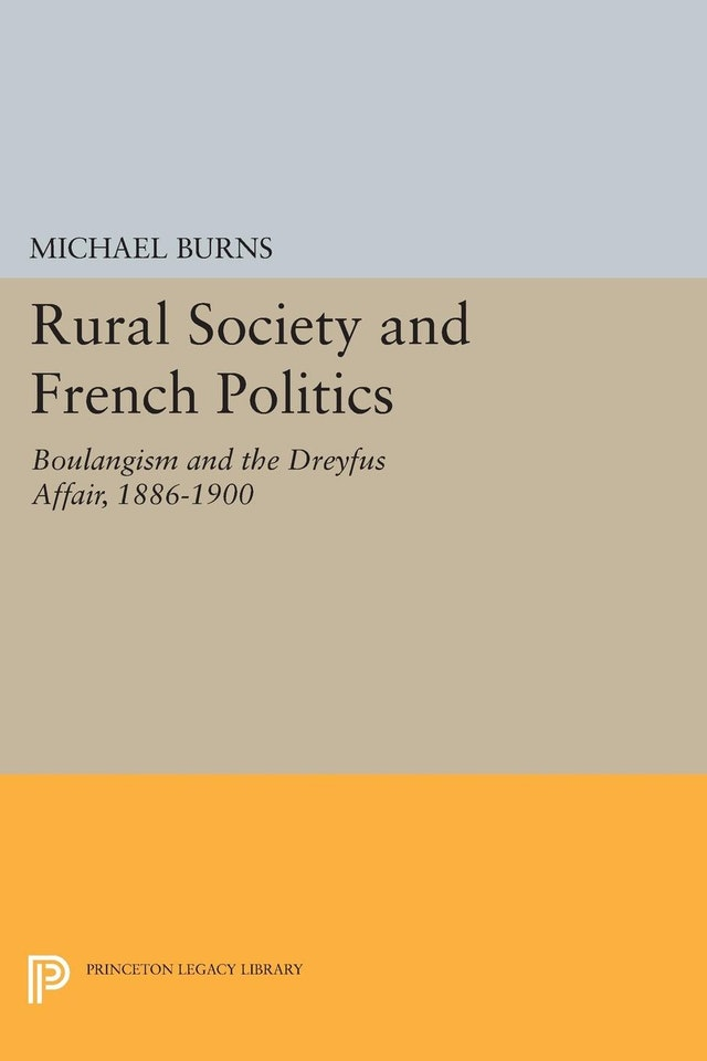 Rural Society and French Politics