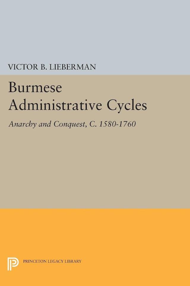 Burmese Administrative Cycles