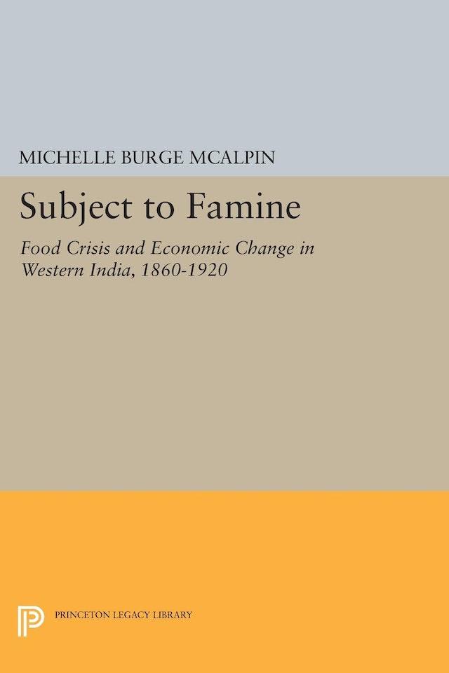 Subject to Famine