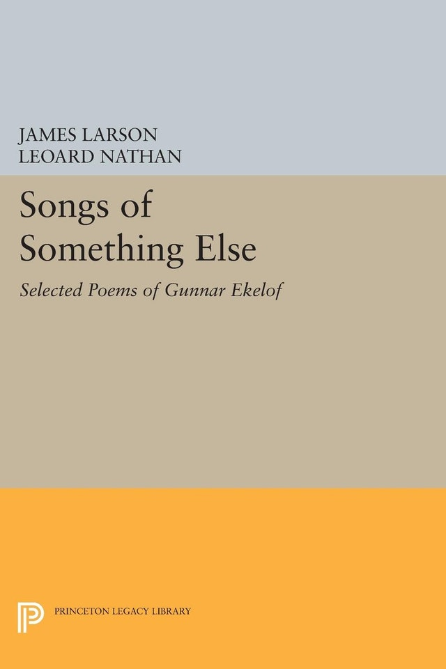 Songs of Something Else