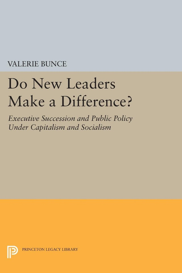 Do New Leaders Make a Difference?