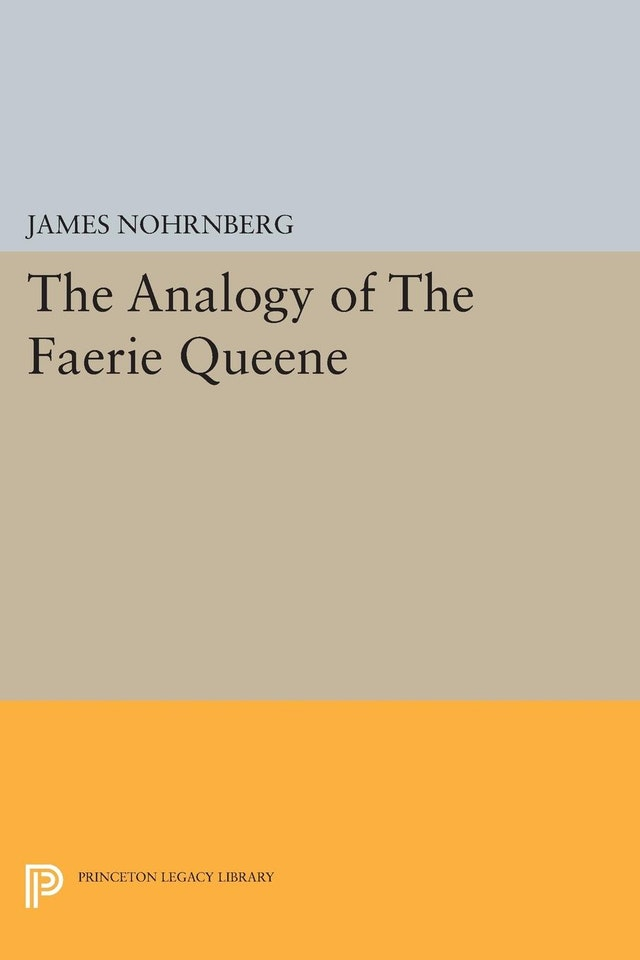 The Analogy of <i>The Faerie Queene</i>