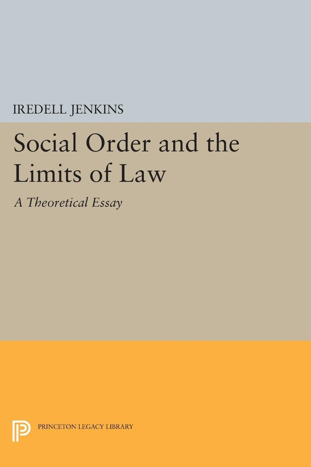 Social Order and the Limits of Law
