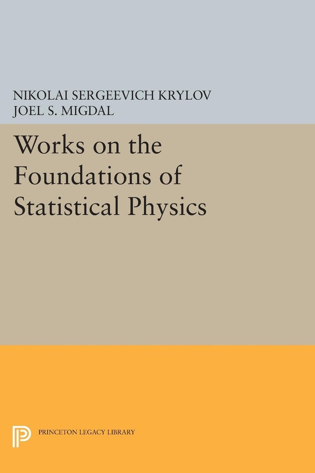 Works on the Foundations of Statistical Physics