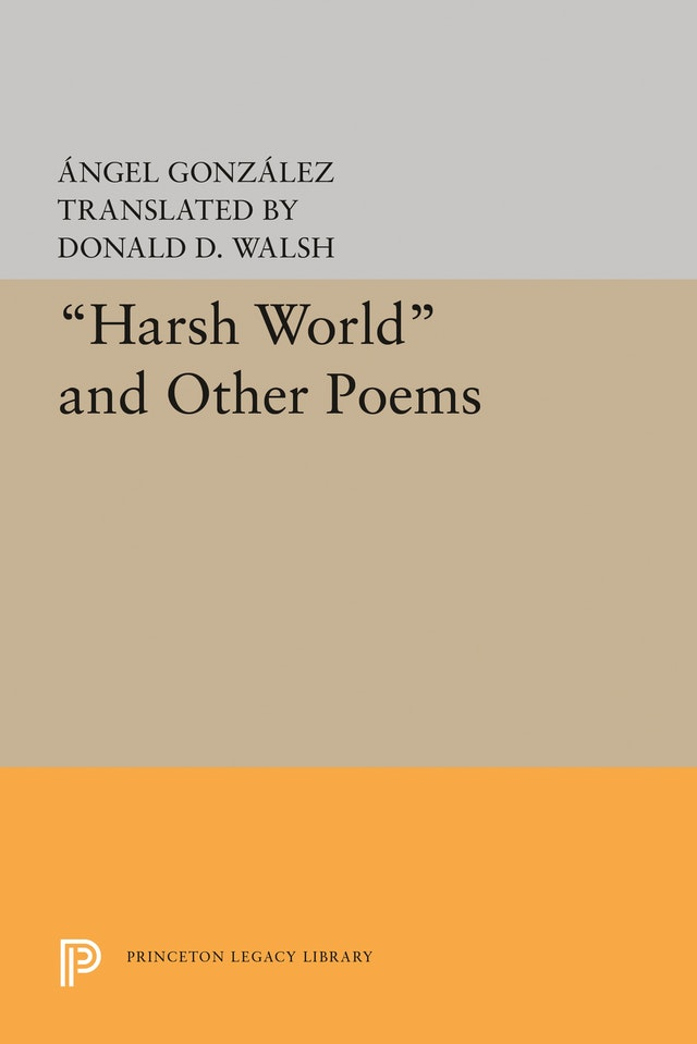 Harsh World and Other Poems