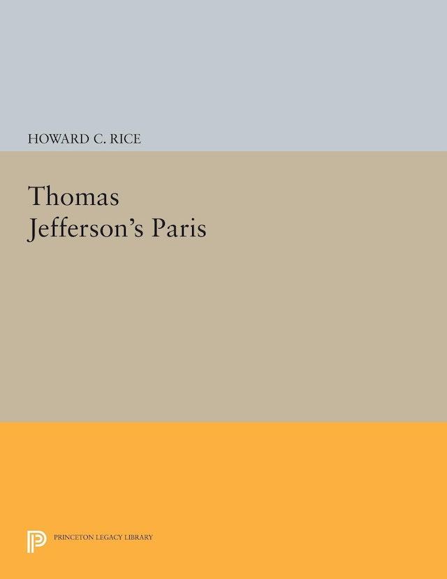 Thomas Jefferson's Paris