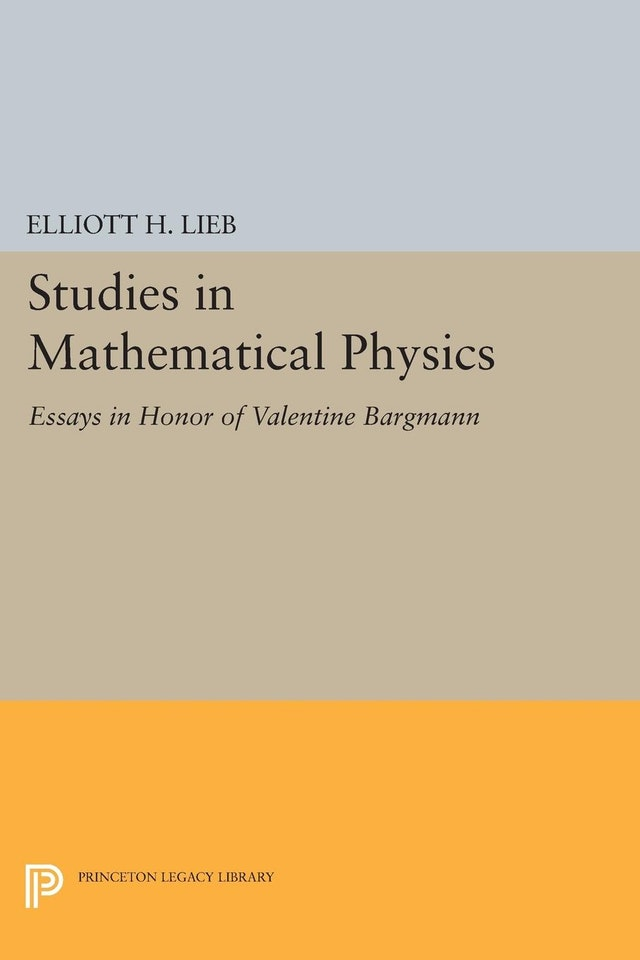 Studies in Mathematical Physics