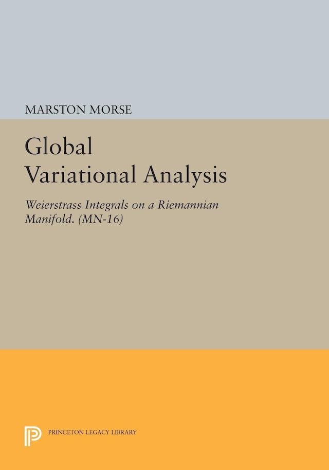 Global Variational Analysis