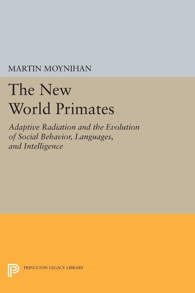 The New World Primates