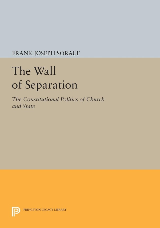The Wall of Separation