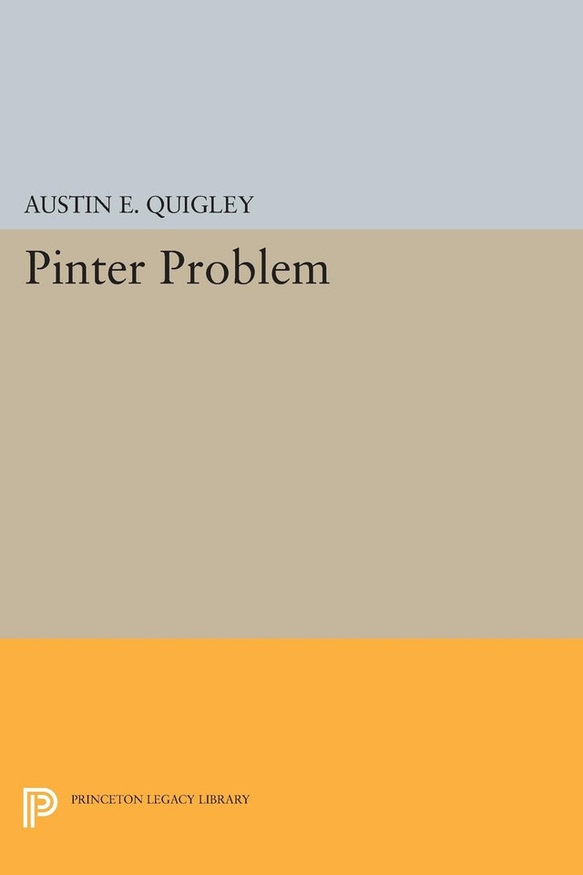 Pinter Problem