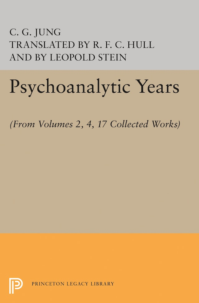 Psychoanalytic Years
