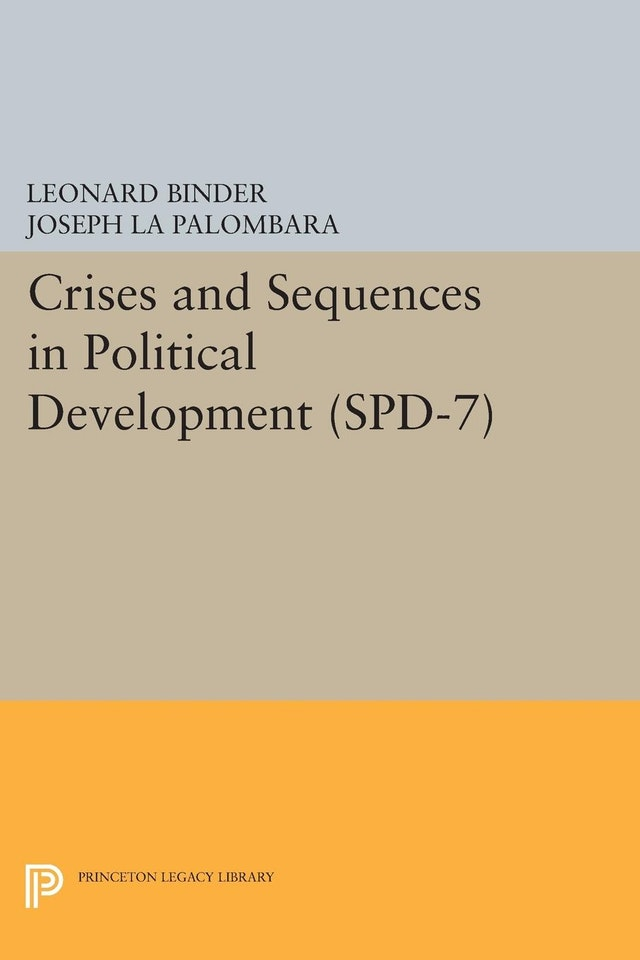 Crises and Sequences in Political Development. (SPD-7)
