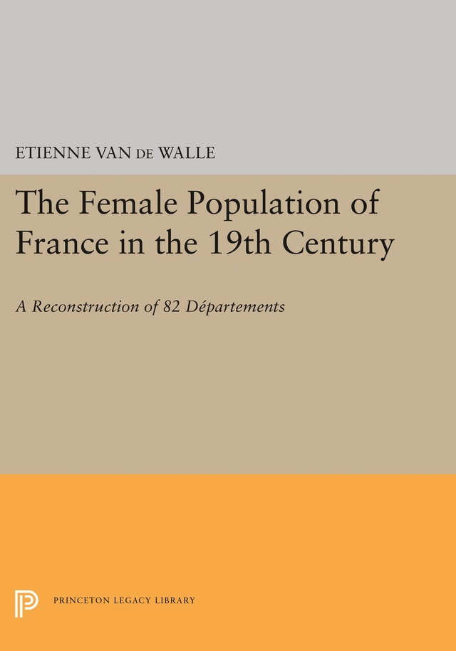 The Female Population of France in the 19th Century