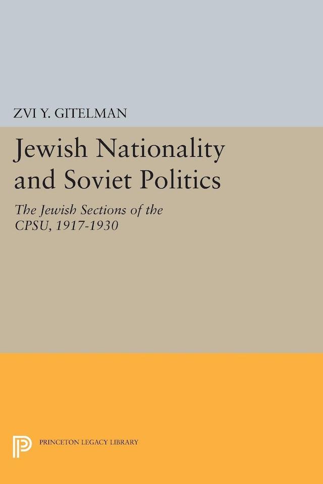 Jewish Nationality and Soviet Politics