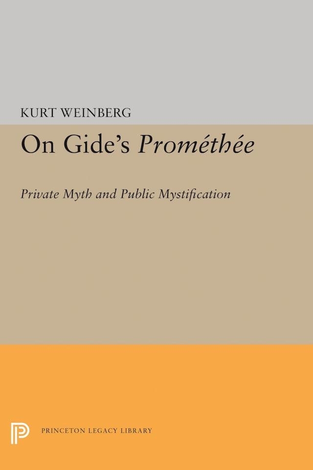 On Gide's PROMETHEE